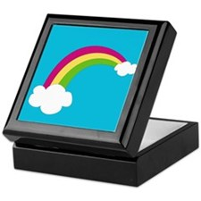 Rainbow Cutie Keepsake Box