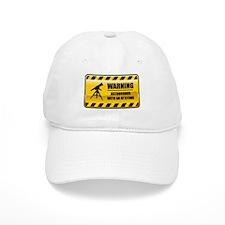 Warning Astronomer Baseball Cap