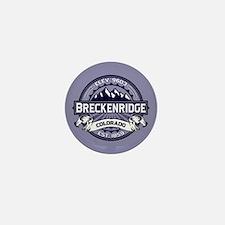Breckenridge Blueberry Mini Button