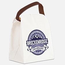 Breckenridge Blueberry Canvas Lunch Bag