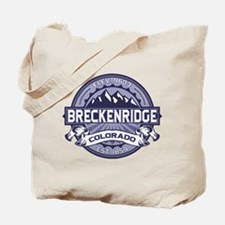 Breckenridge Blueberry Tote Bag