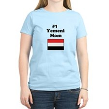 #1 Yemeni Mom T-Shirt