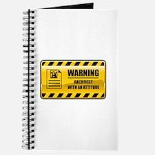 Warning Archivist Journal