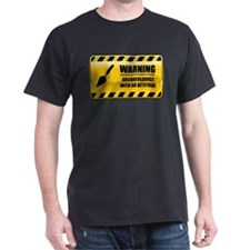 Warning Archaeologist T-Shirt