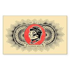 Chairman Meow - Propaganda Decal