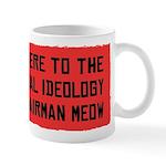 Chairman Meow - Radical Ideology Mug