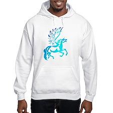Simple Pegasus Hoodie