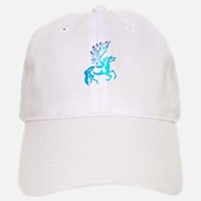 Simple Pegasus Baseball Baseball Cap