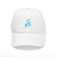 Simple Pegasus Baseball Cap