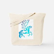 Simple Pegasus Tote Bag