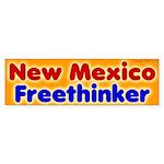 New Mexico Freethinker Bumper Sticker