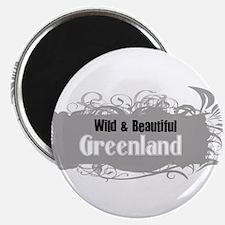 Wild Greenland Magnet