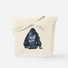 Harambe Lives Tote Bag