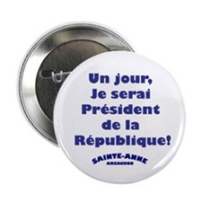 "Unique Saint anne 2.25"" Button (10 pack)"