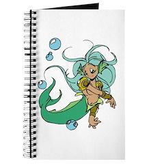 Anime Merman Journal