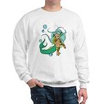 Anime Merman Sweatshirt