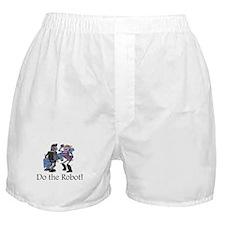 Funny Robot Boxer Shorts