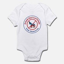 Anti-Democrat Infant Bodysuit