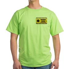 Warning Air Traffic Controller T-Shirt