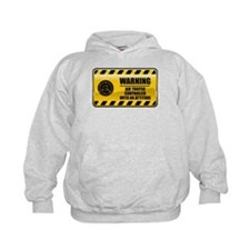 Warning Air Traffic Controller Hoodie