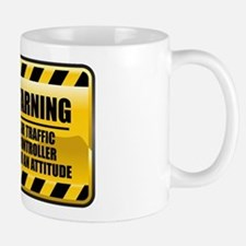 Warning Air Traffic Controller Mug