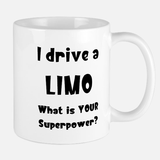limo driver Mug