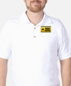 Warning Agricultural Equipment Operator T-Shirt