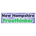 New Hampshire Freethinker Sticker