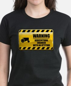 Warning Agricultural Engineer Tee