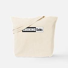 Smoking Suks Tote Bag