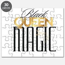 Black Queen Magic Puzzle