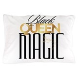 Black queen Pillow Cases