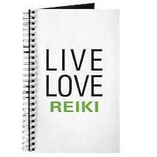 Live Love Reiki Journal