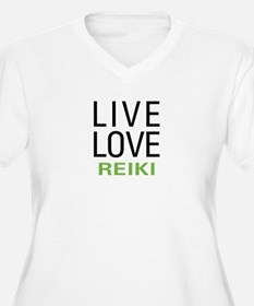 Live Love Reiki T-Shirt