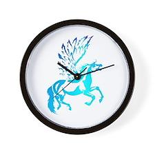 Simple Pegasus Wall Clock