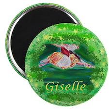 Cute Giselle Magnet