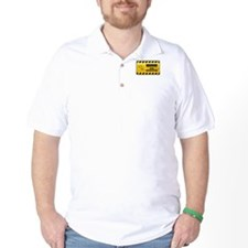 Warning Actor T-Shirt