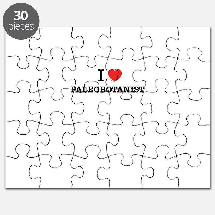 I Love PALEOBOTANIST Puzzle