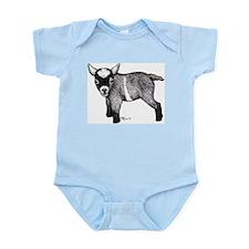 Pygmy Goat Kid Infant Baby Creeper