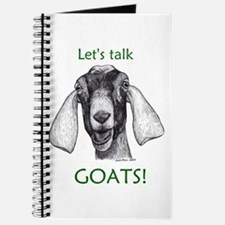 Nubian Goat Journal
