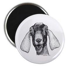 Nubian Goat Magnet