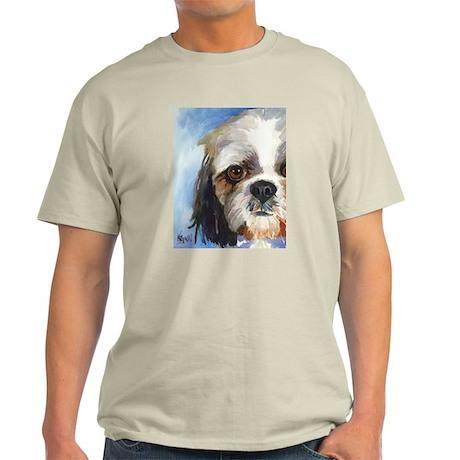 Shih Tzu #1 Light T-Shirt