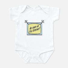 As Seen on the Internet Infant Bodysuit