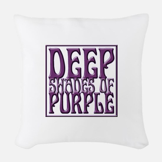 DSoP 3D A.png Woven Throw Pillow