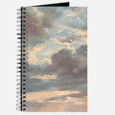 A Cloud Study Stormy Sunset by John Consta Journal