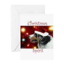 Aussie Spirit Greeting Card