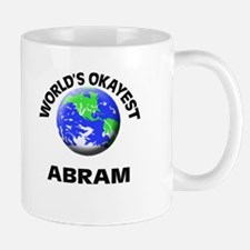 World's Okayest Abram Mugs