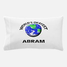 World's Okayest Abram Pillow Case