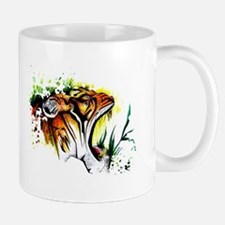 Tiger In The Wild Mugs