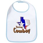 Texas Cowboy Bib